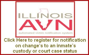 Illinois Automated Victim Notification registration
